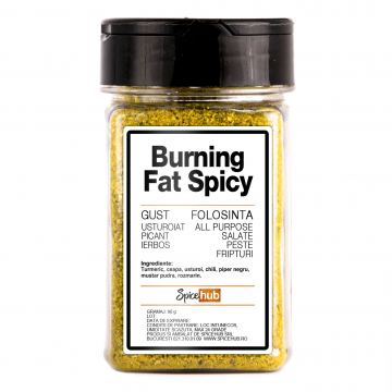 Burning Fat Spicy 90 g