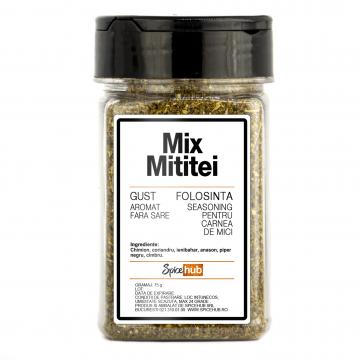 Mix Mititei 75 g