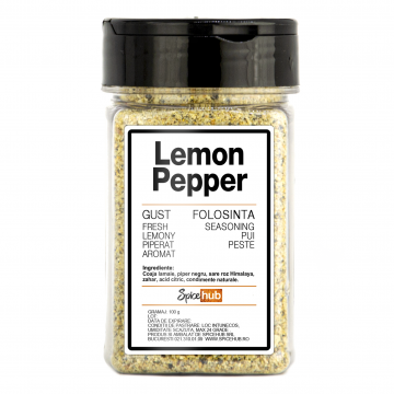 Mix Lemon Pepper 100 g