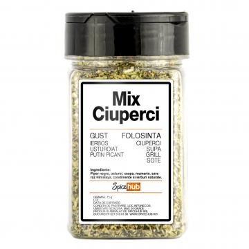 Mix Ciuperci 75 g