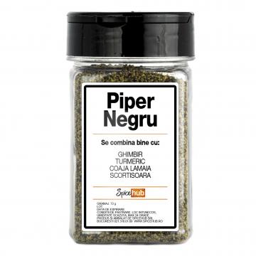 Piper Negru Macinat 70 g
